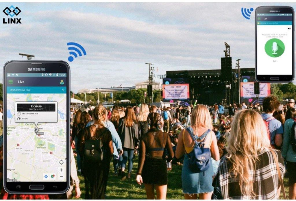 linx festival security safety