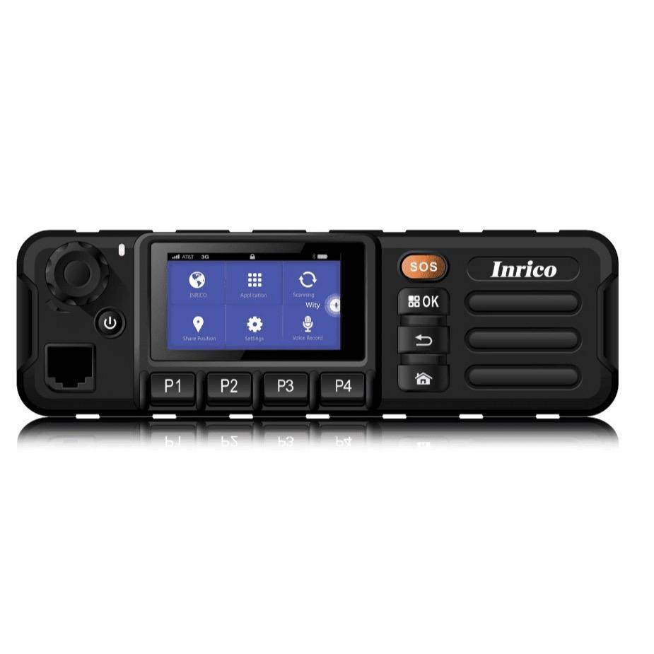 Inrico 4G/LTE Radio TM-7 Image