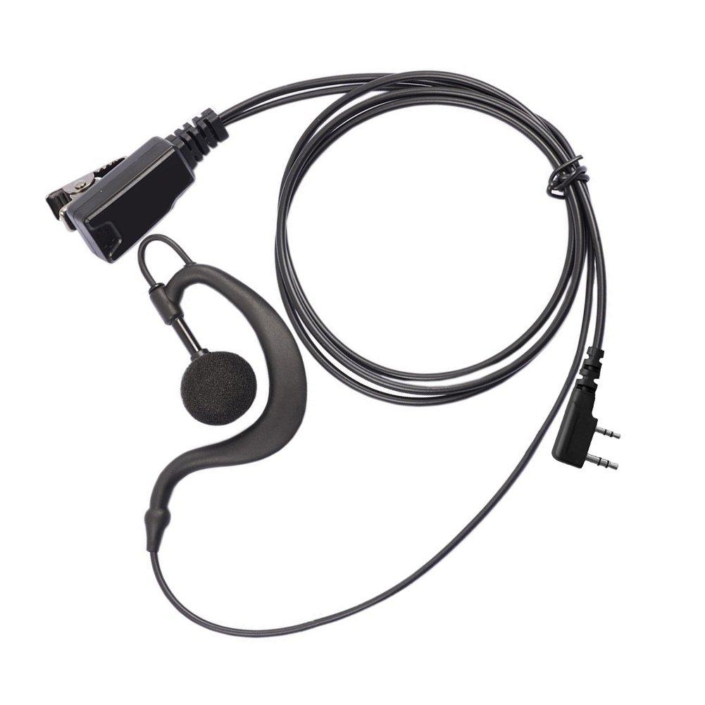 Arama Walkie Talkie Earpiece Two-Way Radio Headset Image